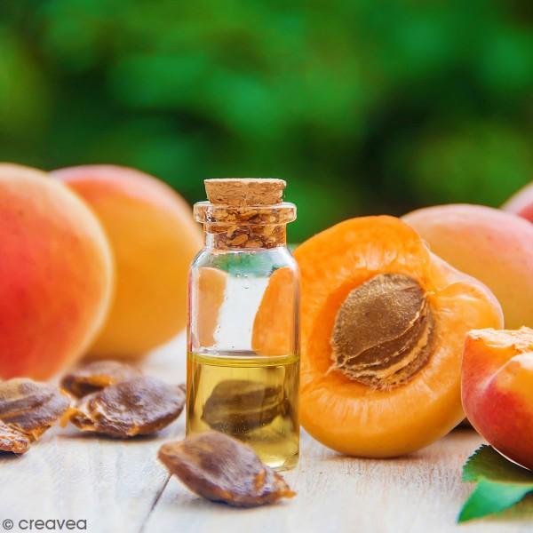Huile végétale bio - Abricot - 100 ml - Photo n°2
