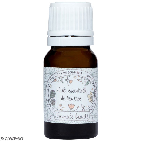 Huile essentielle bio - Tea tree - 10 ml - Photo n°1