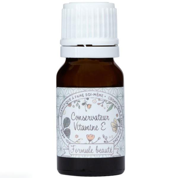 Conservateur naturel - Vitamine E - 10 ml - Photo n°1
