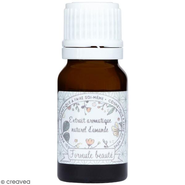 Extrait aromatique naturel - Amande bio - 10 ml - Photo n°1