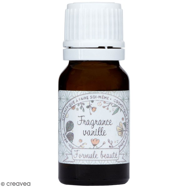 Fragrance naturelle - Vanille - 10 ml - Photo n°1