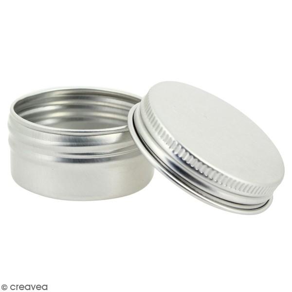 Pot aluminium - 15 ml - Photo n°2