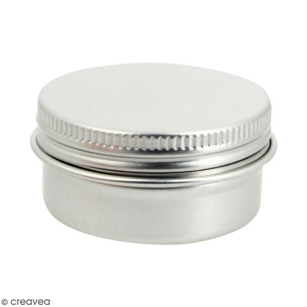 Pot aluminium - 15 ml - Photo n°1