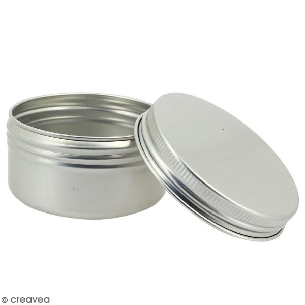 Pot aluminium - 50 ml - Photo n°2