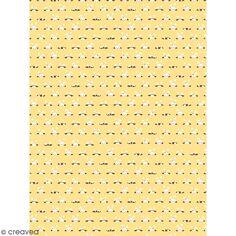 Décopatch effet foil - Lapin mignon 781 - 1 feuille