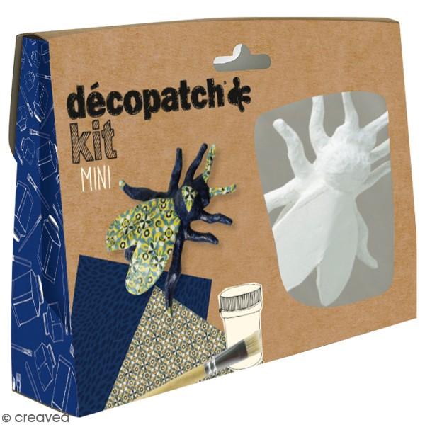 Mini kit créatif Welcome Décopatch - Abeille - Photo n°1