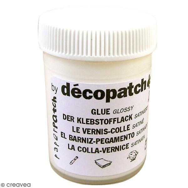 Mini kit créatif Welcome Décopatch - Cygne - Photo n°4
