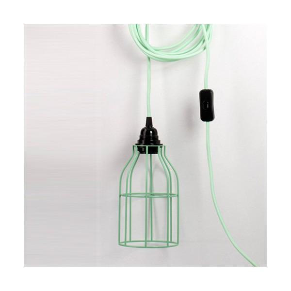 Fil électrique Bala Vert Menthe - Photo n°3
