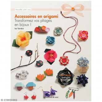 Livre Origami - Accessoires en origami