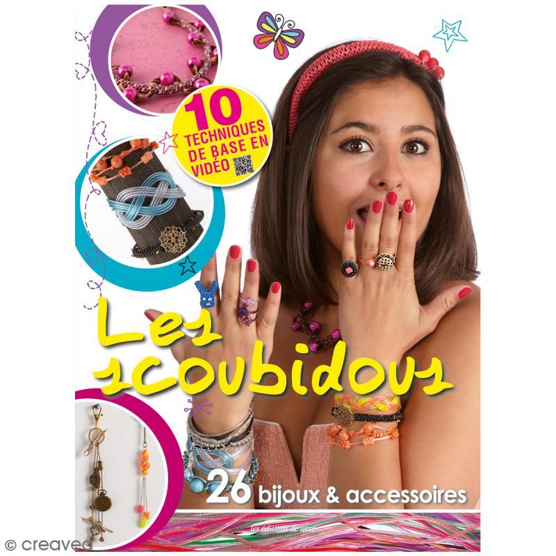 Livre bijoux et accessoires les scoubidou livre - Livre de scoubidou ...