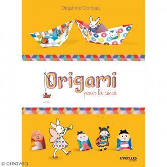 Livre origami - Origami pour la récré