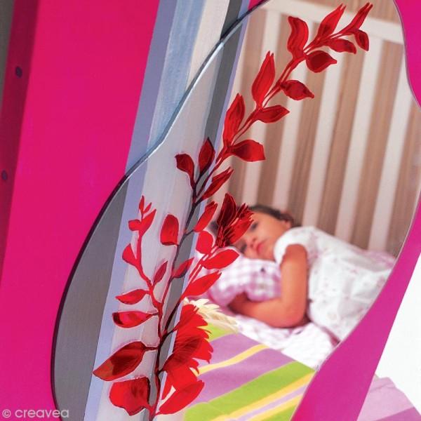 Peinture vitrail Opale - Effet opaque - 45 ml - Photo n°2