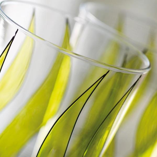 Peinture vitrail Opale - Effet opaque - 45 ml - Photo n°4