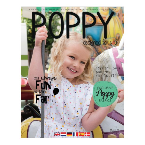 Magazine POPPY pour Kids Fashion n°12 - Photo n°1
