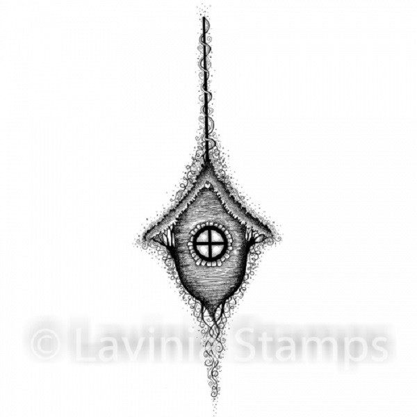 Tampon clear Lavinia Stamps - Fairy hive - 17 x 6,1 cm - Photo n°1