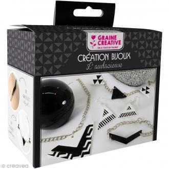 Kit Création bijoux - L'audacieuse