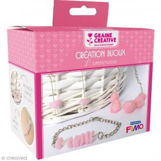 Kit Création bijoux - L'amoureuse
