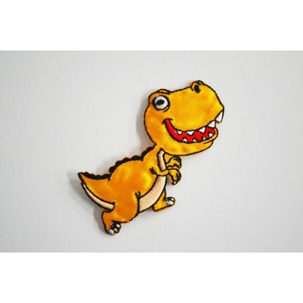 Application à thermocoller petit dino T.Rex 50mm x 60mm - Photo n°1