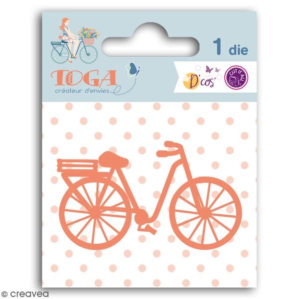 Die Toga Bicyclette - 6 x 3,5 cm - Photo n°1