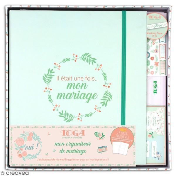 Kit Mon organiseur de mariage - Toga Oh La La - Photo n°1