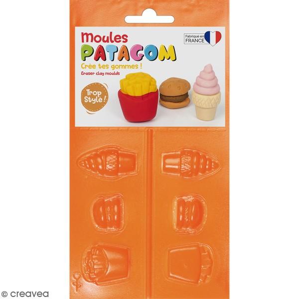Moules Patagom Graine Créative - Nourriture - 3 pcs - Photo n°1
