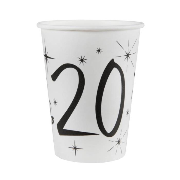 20 Gobelets anniversaire 20 ans - Photo n°1