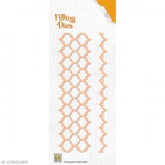 Filling Dies Nellies Snellen - Bordure 1 - 15 cm