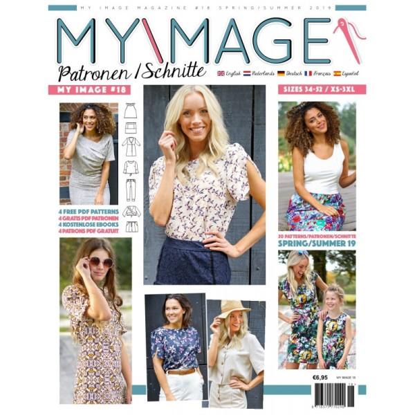 Magasine MY IMAGE pour femmes Printemps/été 2019 n°18 - Photo n°1