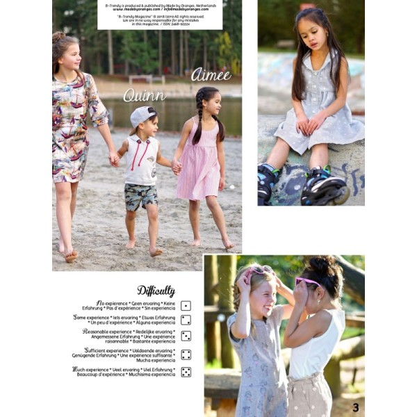 Magazine BE TRENDY pour Kids Fashion n°12 - Photo n°3