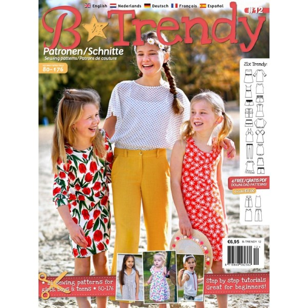 Magazine BE TRENDY pour Kids Fashion n°12 - Photo n°1