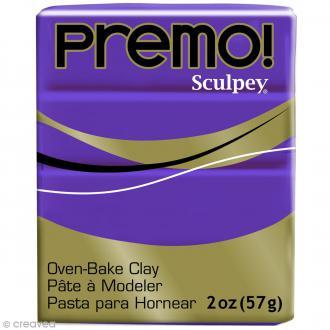 Pâte Sculpey Premo Violet Wisteria - 57 g