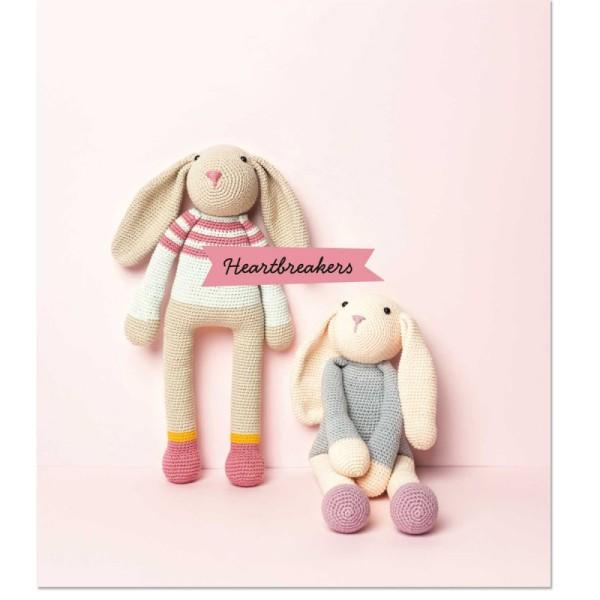 Livre crochet Ricorumi - Amigurumi Heartbreakers - Photo n°1