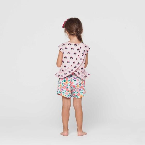 Patron Blouse et short fillette Katia Fabrics - Photo n°2