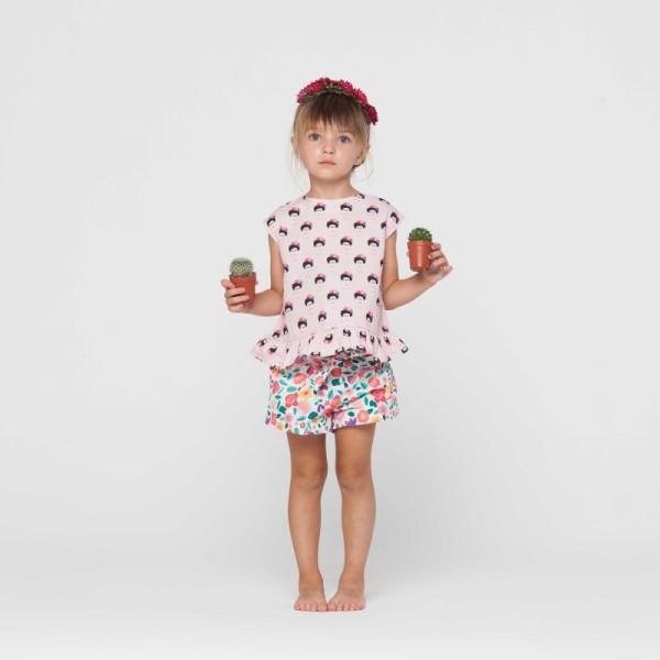 Patron Blouse et short fillette Katia Fabrics - Photo n°3