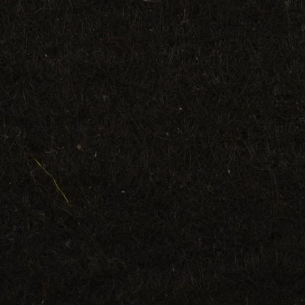 1 coupon de Feutrine créative - 20 x 30 cm - Noir - Photo n°1