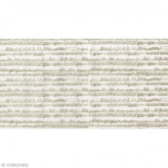 Feuille calque Artemio - Partition musique - 22 x 44 cm