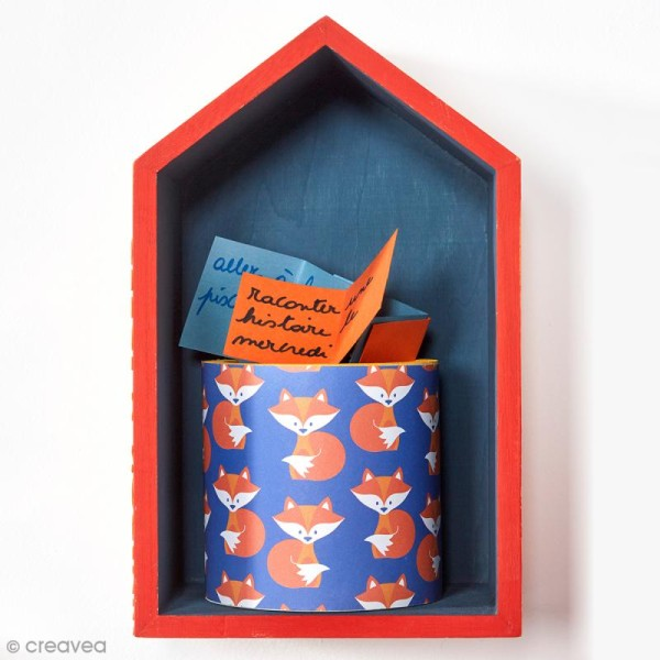 Mini carnet scrapbooking Grafic Time 7 x 11 cm - 30 feuilles - Photo n°5