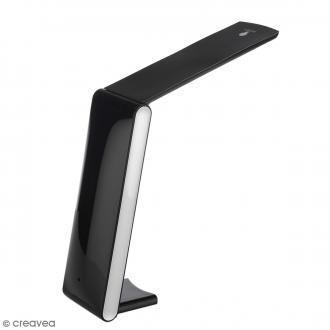 Lampe à LED Foldi Grise et noire
