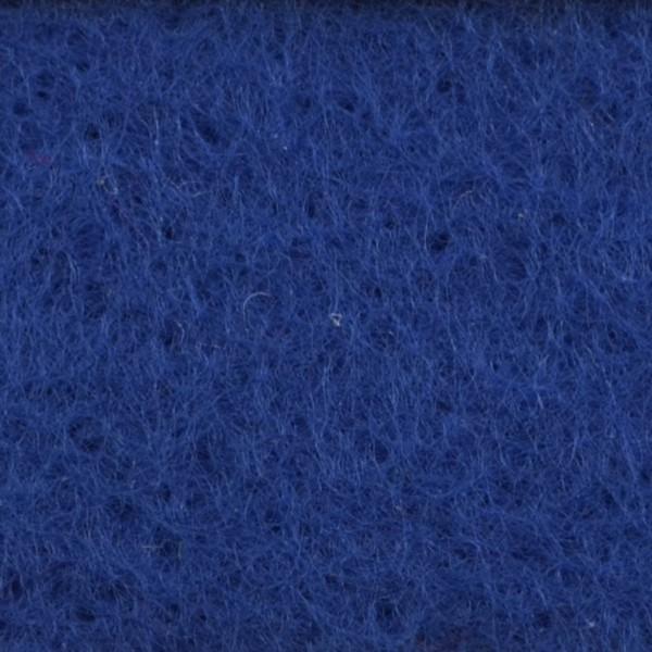 1 coupon de Feutrine créative - 20 x 30 cm - Bleu foncé - Photo n°1