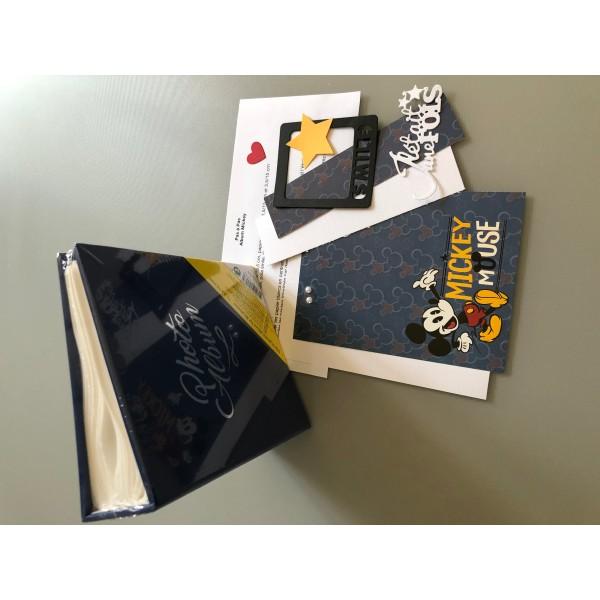 Kit scrapbooking mini Album Disney/ Mickey - Photo n°2