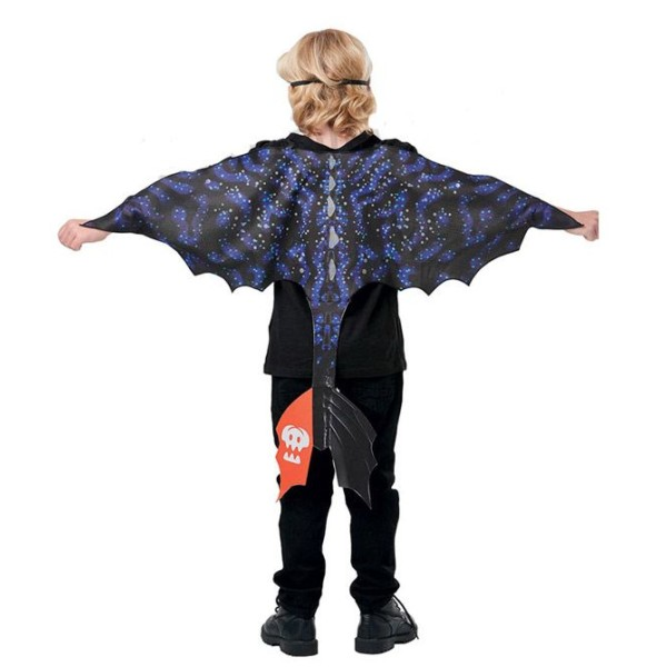 Set de déguisement dragon krokmou - 3/8 ans - Photo n°2