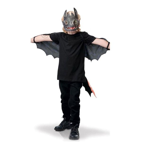 Set de déguisement dragon krokmou - 3/8 ans - Photo n°1