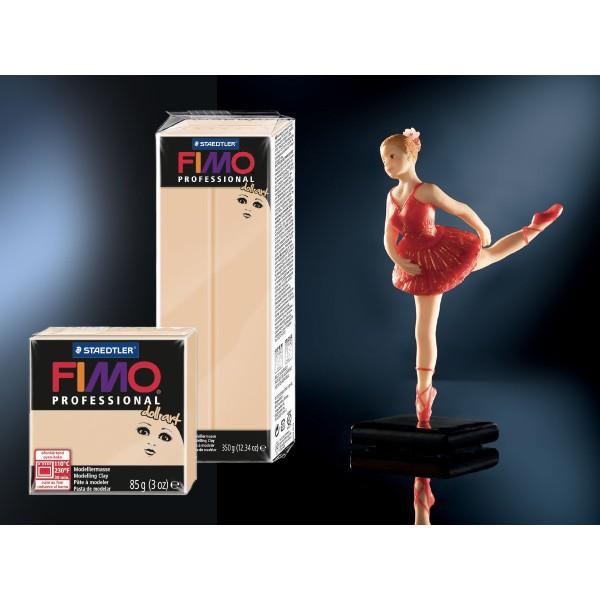 FIMO Professional Dollart 85 g de Nougat, de l'Argile Tutoriel, Argile, Limon, Argile, de l'Artisana - Photo n°3