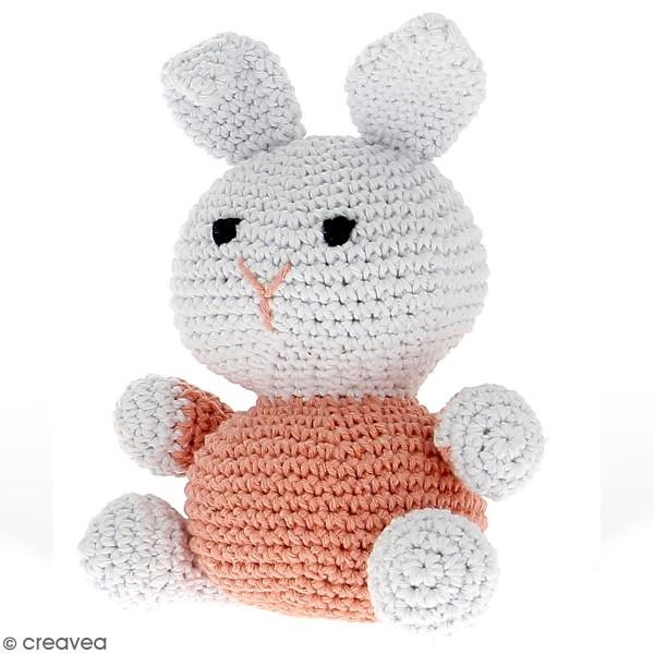 Mimi le lapin Amigurumi Crochet