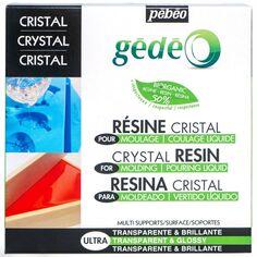 Kit Résine Cristal Bio - 300 ml