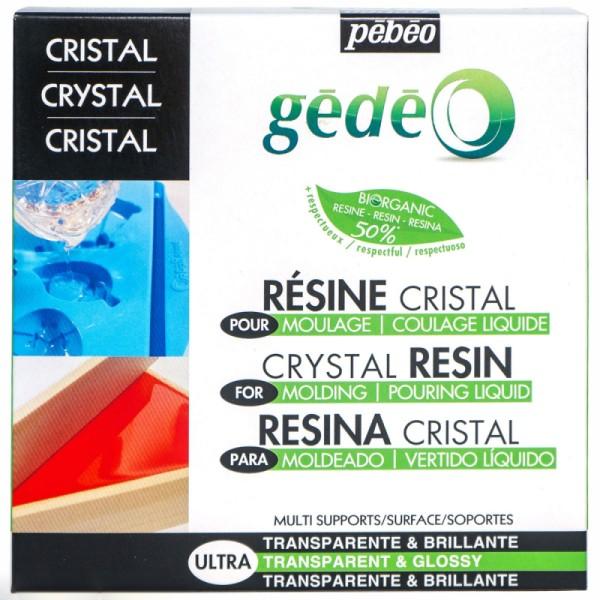 Kit Résine Cristal Bio - 300 ml - Photo n°1