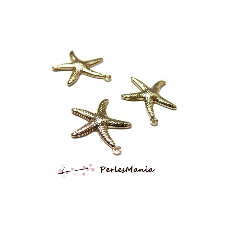 - /Él/éphant Paquet 10 x Cuivre Rouge Tib/étain 14mm Breloques Pendentif - Charming Beads ZX07400