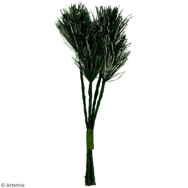 Branche sapin synthétique Artemio - 16 cm - 1 pcs - Photo n°1