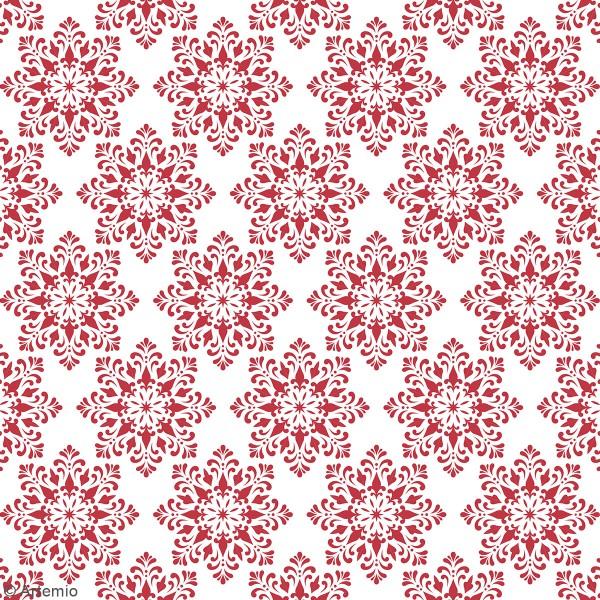 Papier scrapbooking Artemio - Barok - 30,5 x 30,5 cm - 30 feuilles - Photo n°5