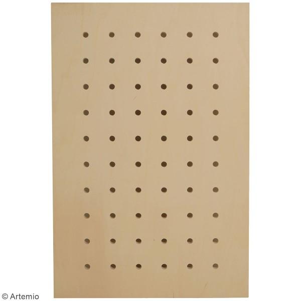Étagères en bois modulaires - 40 x 60 cm - 19 pcs - Photo n°2